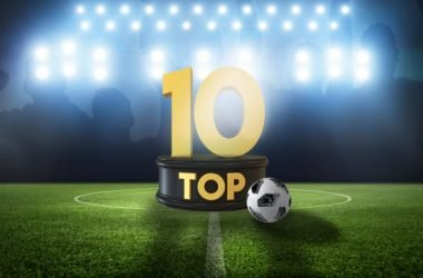 Mundialowy kop, ranking top 10!
