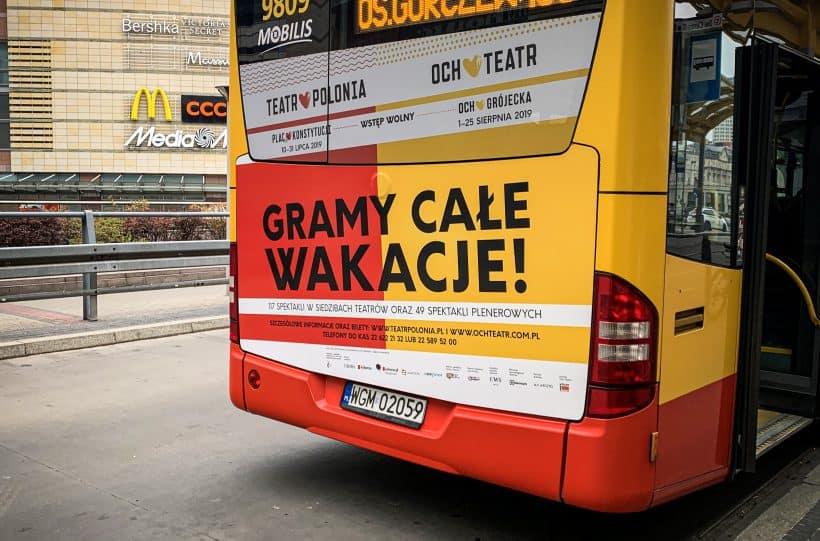 Reklama na autobusach – TOP 10!