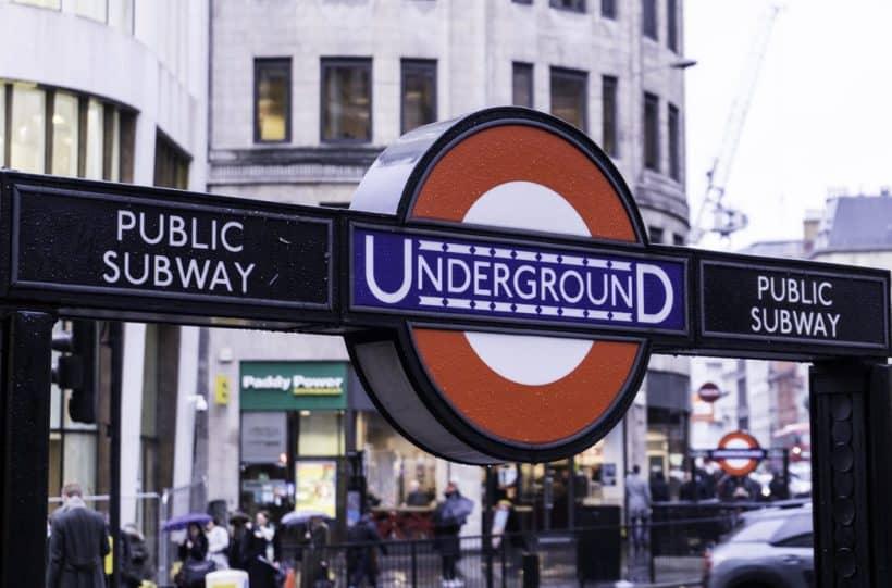 Reklama tranzytowa w największych stolicach europejskich