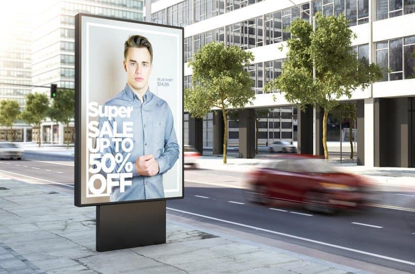 Czy reklama outdoorowa w czasach pandemii i lockdownu ma sens?